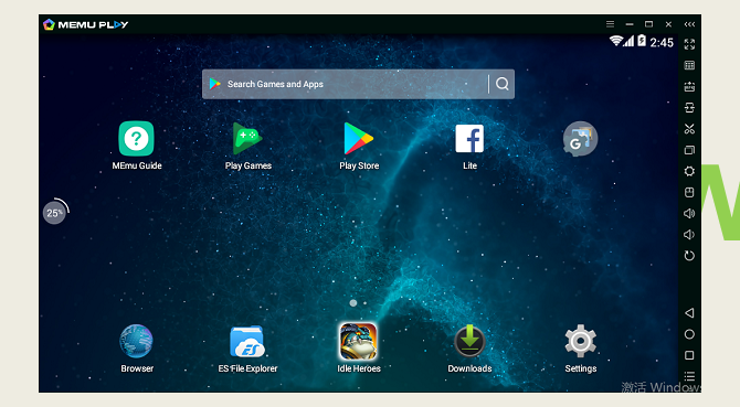 best android emulator windows 10