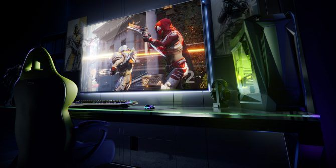 Nvidia BFGD vs. Gaming Monitor vs. TV: The Differences Explained