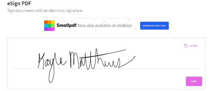 how to sign a pdf the best tools for electronic signatures