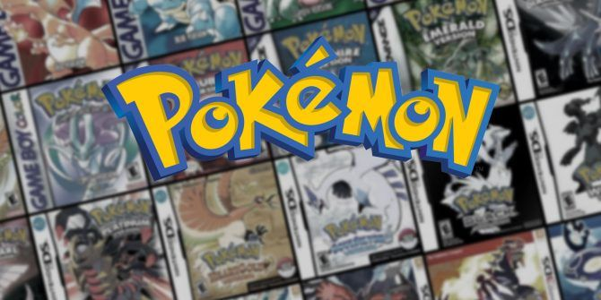 The Mega-List of All Official Pokémon Games You Can Play