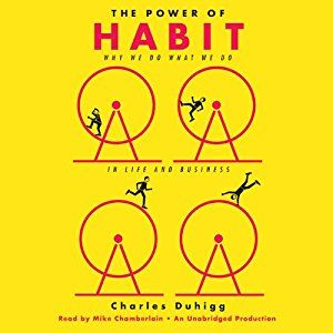 The Power of Habit: Why We Do What We Do in Life and Business - Self-improvement audiobooks