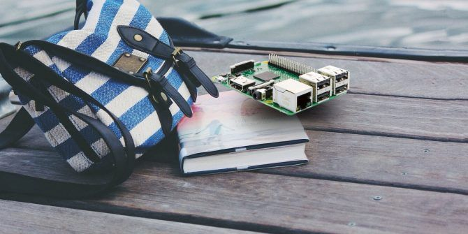 4 Projects That Make Your Raspberry Pi Portable