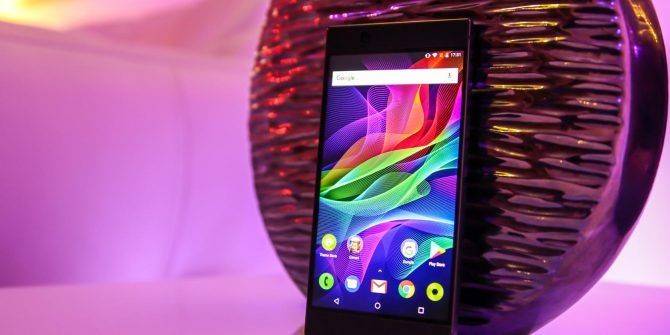 Razer Phone Review: There's a First Time For Everything