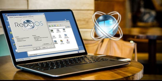 How to Use ReactOS, the Open-Source Windows Clone