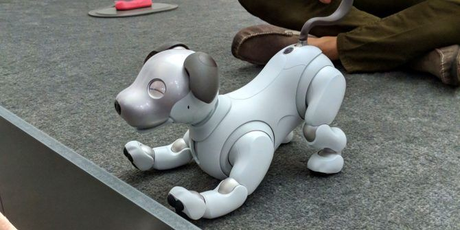 CES 2018: Sony Wants to Replace Your Dog Again