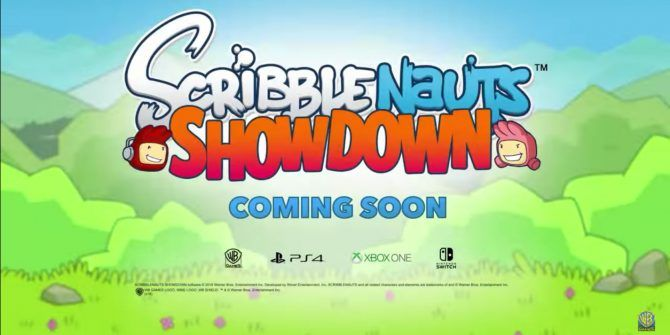Scribblenauts Showdown Is a Party Game for Creative People
