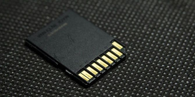 What Is a Shortcut Virus and How Can You Remove It? sd card memory close