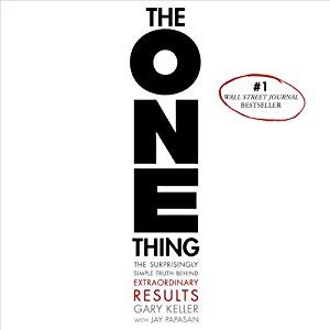 The ONE Thing: The Surprisingly Simple Truth Behind Extraordinary Results - Self-improvement audiobooks