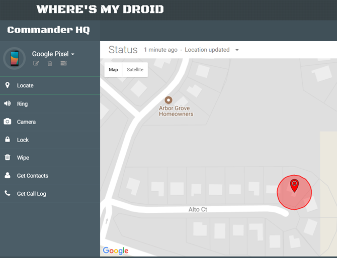 Ways to Locate Your Lost Android Phone
