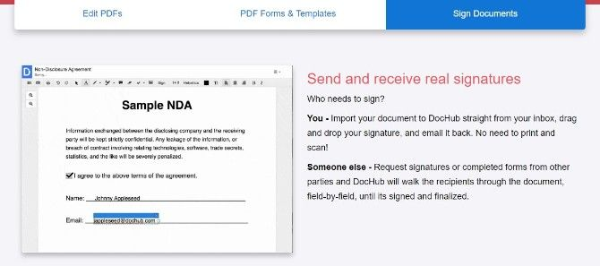 how to put electronic signature on pdf