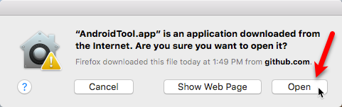 AndroidTool-Mac-Warning