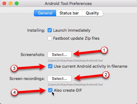 AndroidTool-Preferences