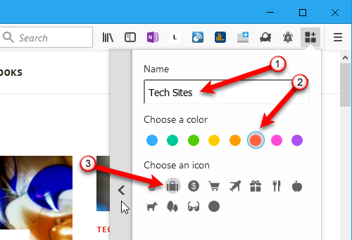 15 Power User Tips for Tabs in Firefox 57 Quantum 27 Edit container