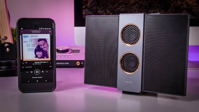 The treVolo S is the Weirdest Speaker We've Ever Reviewed BenQ treVolo S 8