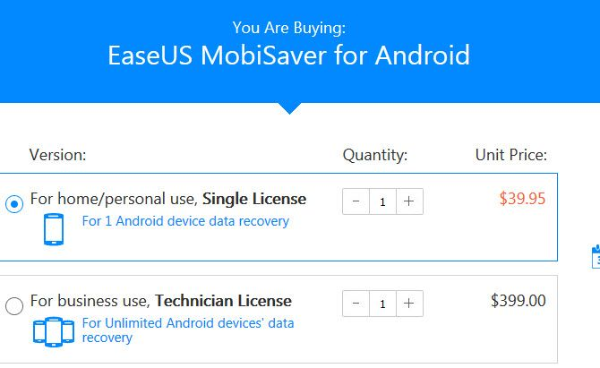 easeus mobisaver android data backup app