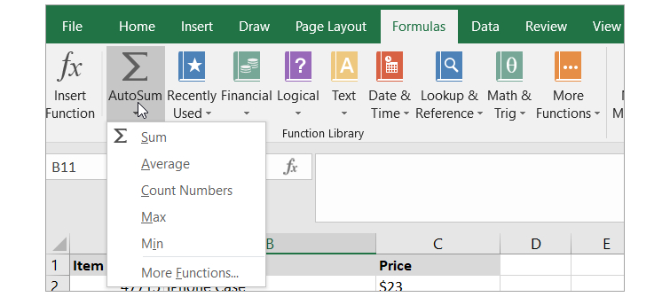 the beginners guide to microsoft excel