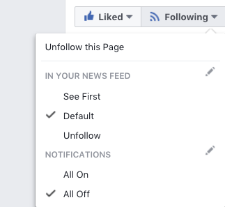 How to Stop Facebook Friends or Pages From Taking Over Your Feed FB Unfollow