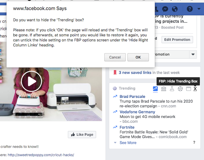 How to Hide Trending Topics on Twitter and Facebook FBPurity