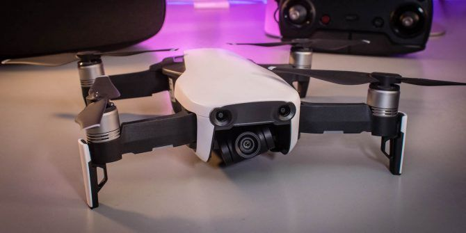 DJI Does It Again: Mavic Air Review