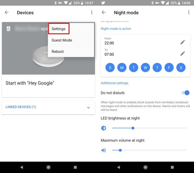 Night Mode on Google Home: You Won't Regret Turning It On Google Home Night Mode