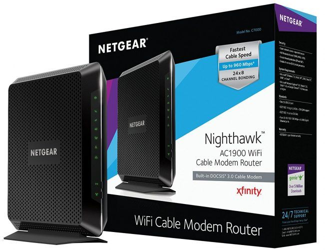 Netgear C7000 - Best Routers and Modems for Every Budget