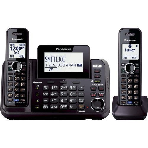 Panasonic KX-TG954 - Best Cordless Phones for Killing Static and Interference