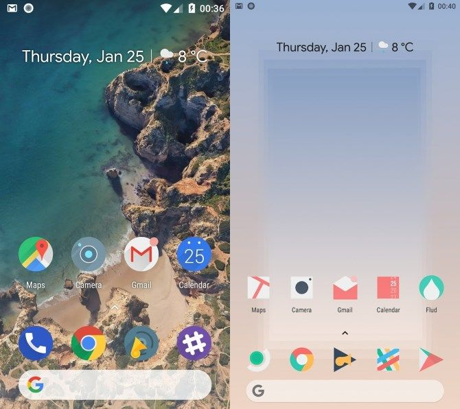 How to Get the Best Pixel 2 Features on Any Android Phone Rootless Pixel Launcher 2