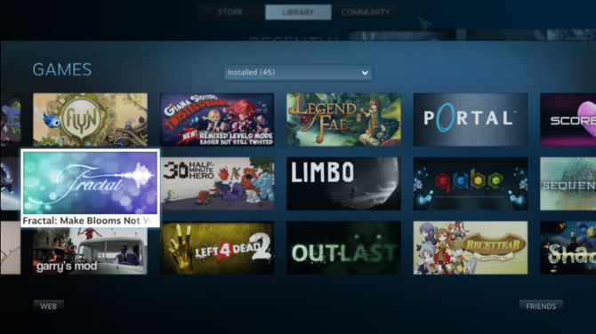 SteamOS runs PC games on Linux