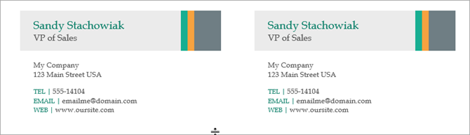 How to make free business cards in microsoft word with templates business card templates microsoft word wajeb Image collections