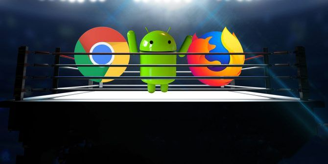 Chrome vs. Firefox: The Ultimate Android Browser Showdown