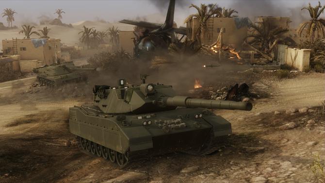 tank games - Armored Warfare tanks