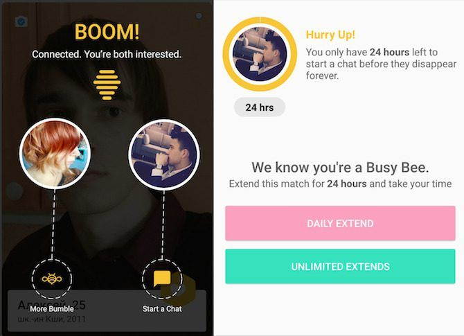 How to deactivate bumble boost