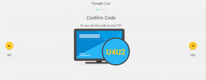 chrome-confirm-code-chromecast