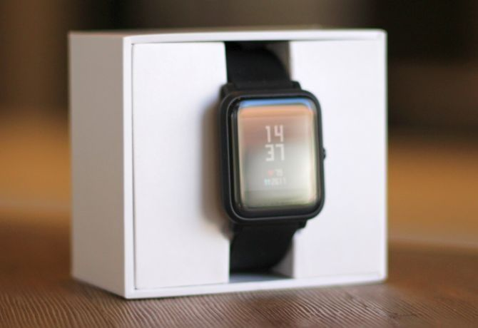 Xiaomi Huami Amazfit Bip Review: The Best Fitness Tracker You Can Buy for $100 cradle charger huami amazfit bip 670x460