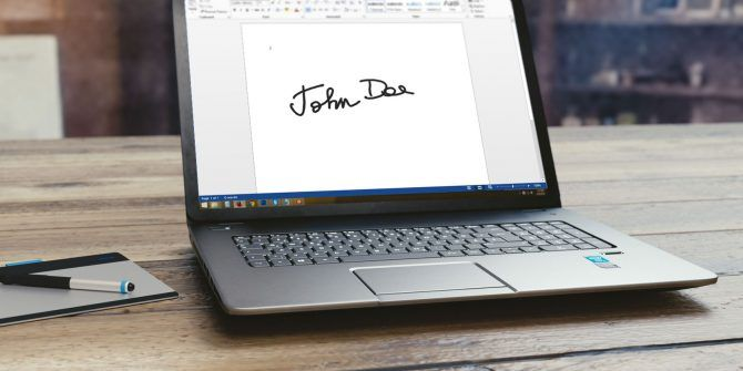 How to Digitally Sign a Microsoft Word Document