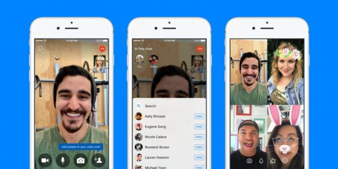 You Can Now Add More People to a Messenger Chat