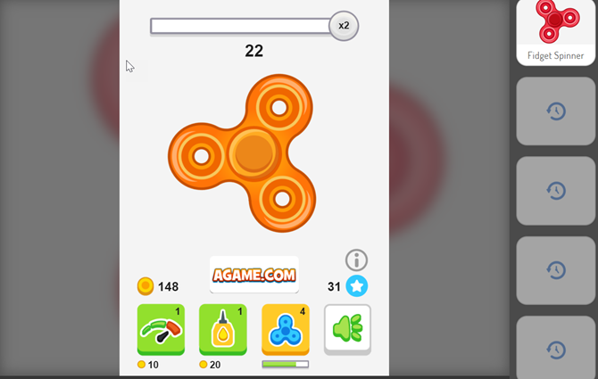 best fidget spinner apps for web, android, ios