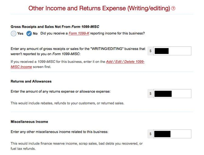 Why I Use FreeTaxUSA Instead of TurboTax or H&R Block to File Taxes freetaxusa income 5