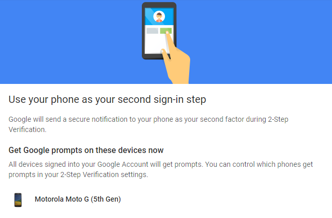 crucial step google account recovery