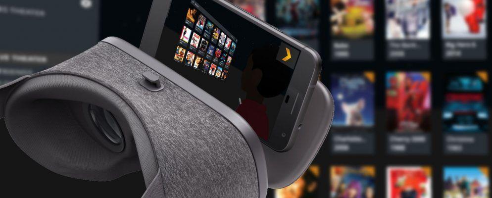 How to Watch Plex Using Google Daydream VR