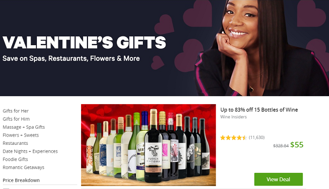 3 Sites That'll Get You in the Mood for Valentine's Day groupon 670x385