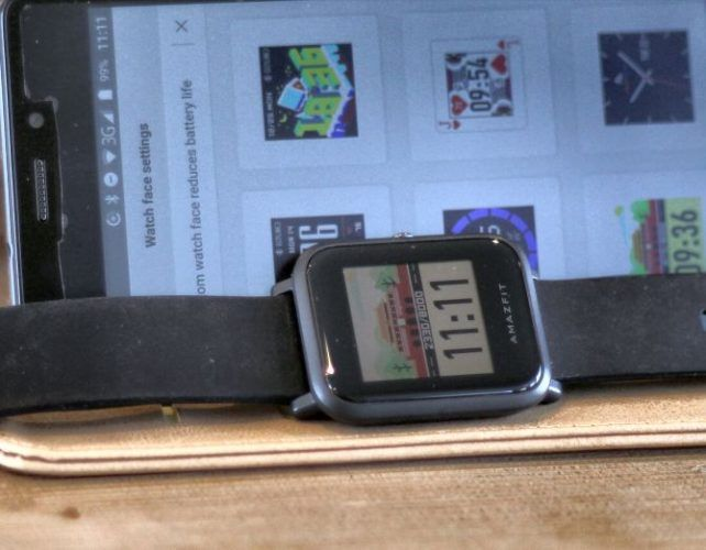 Xiaomi Huami Amazfit Bip Review: The Best Fitness Tracker You Can Buy for $100 lcd vs transflective display huawi bip 642x500