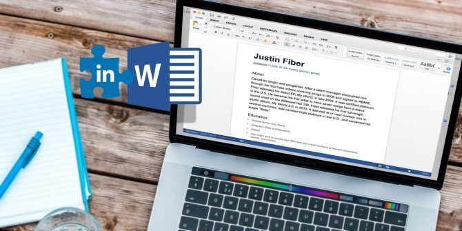 How to Use the LinkedIn Resume Assistant in Microsoft Word