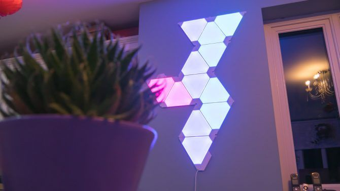 Nanoleaf Light Panels: Smart Lighting Doesn't Get Any Better Than This