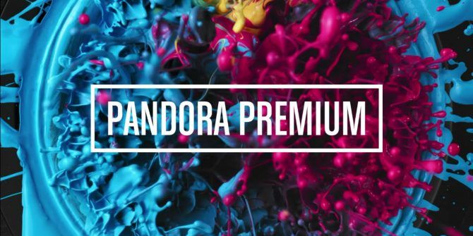 You Can Now Use Pandora Premium on the Web