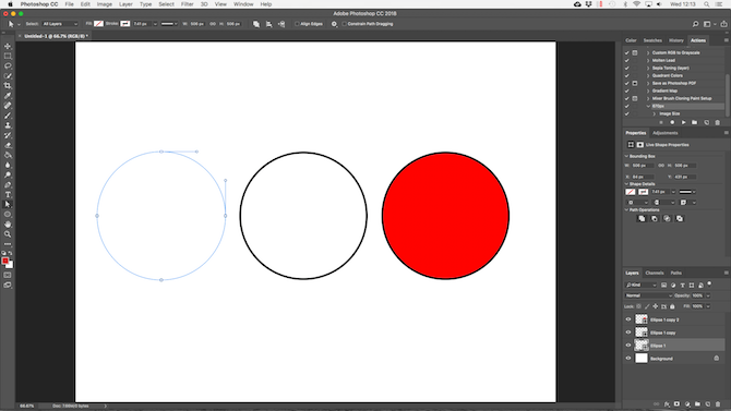 Creating and Working With Vector Graphics in Photoshop