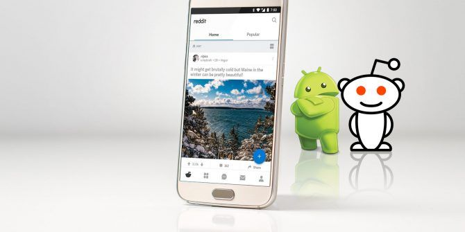 The Best Reddit Apps for Android