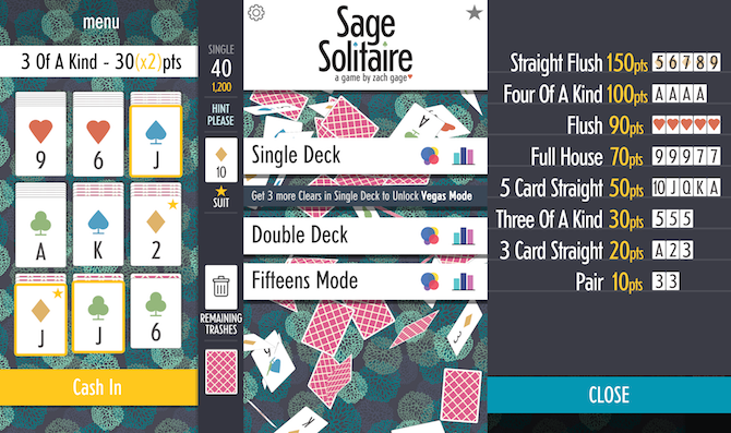 best free mobile solitaire games