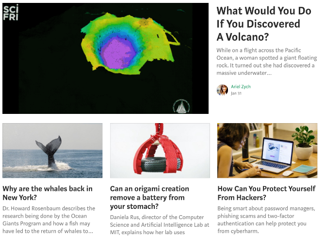 best science news sites and blogs