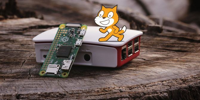 Getting Started With Scratch on the Raspberry Pi